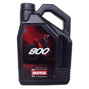 MOTUL 800 Factory Line Ester 2T Off road 4l.