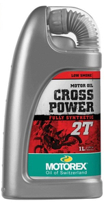 MOTOREX Cross Power 2T 1 litr